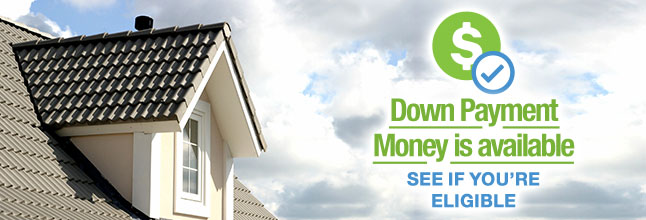Downpayment money is available image